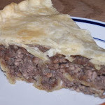 Tourtiere French Meat Pie Recipe