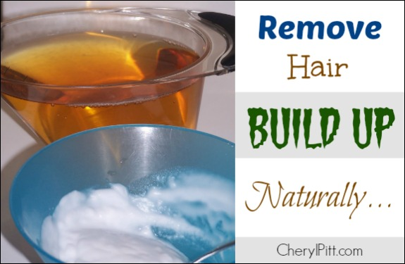 baking soda and vinegar for hair