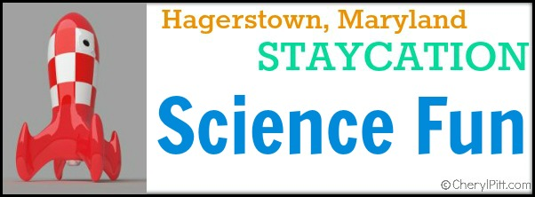 Science centers near Hagerstown, MD