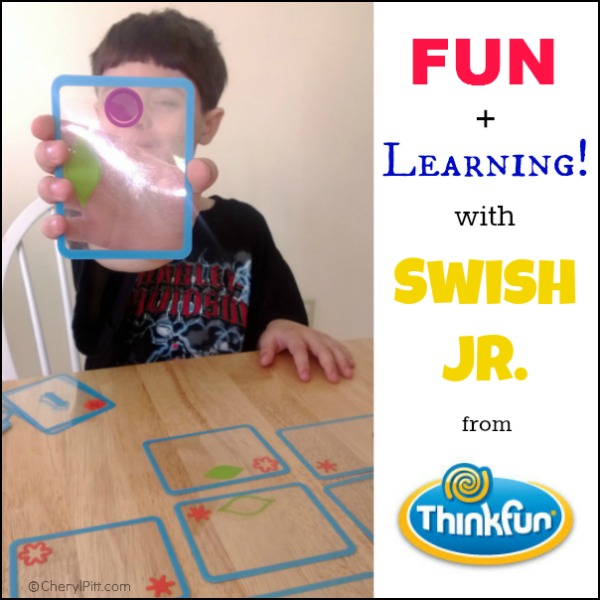 Fun and Learning with Swish Jr