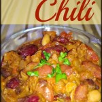 Best Ever Chili Recipe – Dairy Free