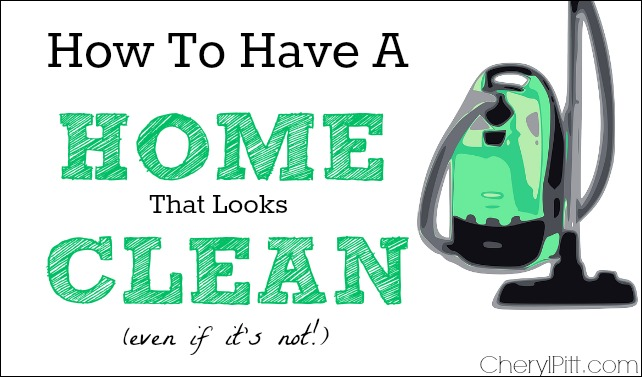 How to Have a Clean Home