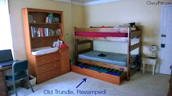 Repurposed Trundle