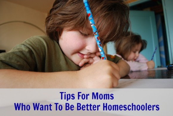 Preparing for homeschool