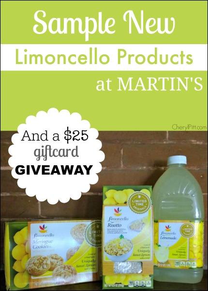 Limoncello MARTIN's