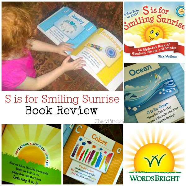 S Is For Smiling Sunrise