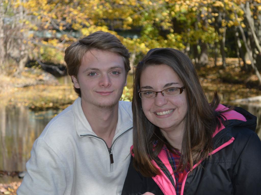 Fox and Justina
